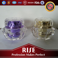 50ml plastic jar cosmetic jar from chinese manufacturers