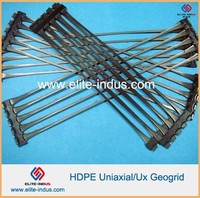 Plastic High Density Polyethylene Ux Geogrids
