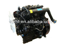 SL3105ABT three cylinder diesel tractor engine