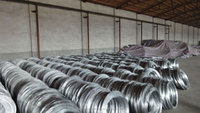 high quality galvanized iron wire(factory)