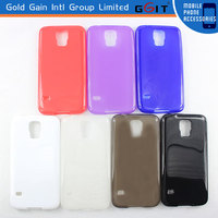 2014 New Product Soft TPU Case For Samsung S5 Mobile Phone Case with Best Price