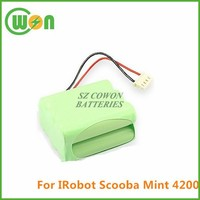 Replacement Mint 4200 battery for IRobot Scooba Mint 4200 battery for Vacuum Cleaner