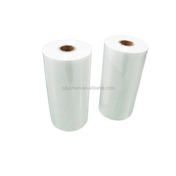 PVC/PET Shrink Film For Printing Shrink Labels, Plastic Packaging Film