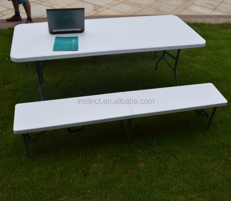 6ft 183cm long plastic rectangular used folding tables for sale buy plastic folding table used. Black Bedroom Furniture Sets. Home Design Ideas