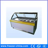 ice cream tricycle freezer for ice cream chain or cake shop or Coffee Bar