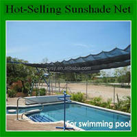 Hot sale!! low price 100% new virgin outdoor sun shade,ginseng shade cloth