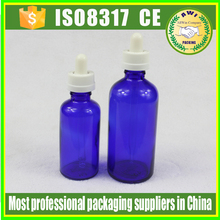 glass bottles essential oil packing natural hair extension lighter glass cosmetics bottles