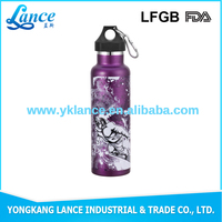 Bike carried the bottle water bottle sports drinking bottles hot sale