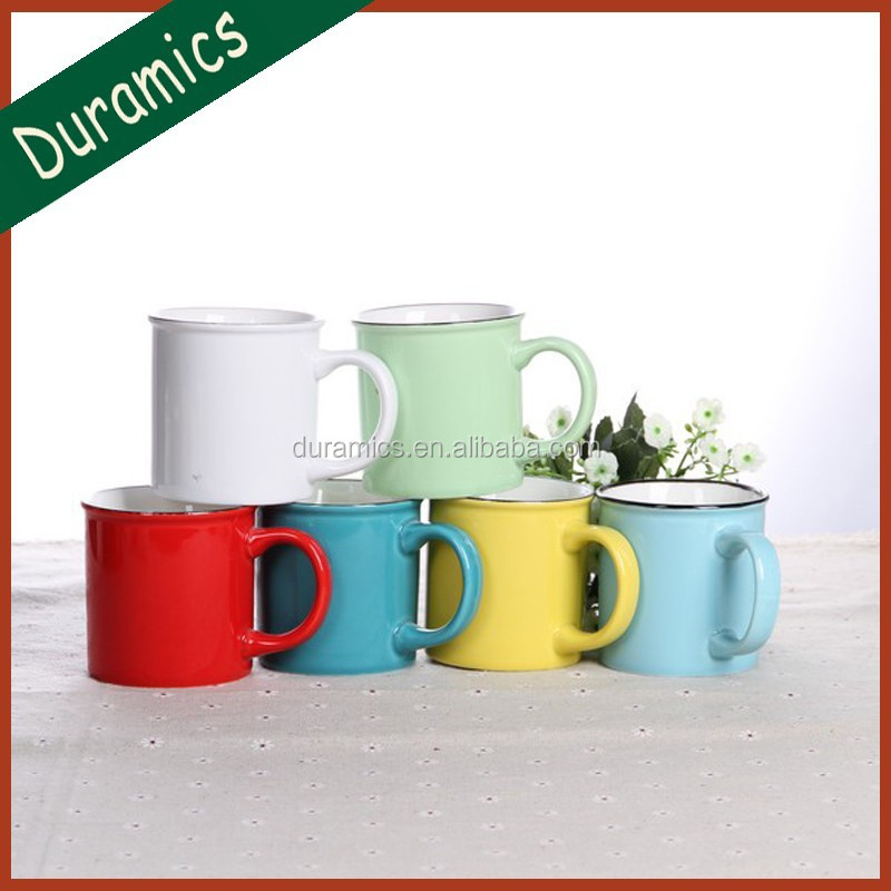 Hot sale custom 300ml 10oz ceramic mug tea cup with good price