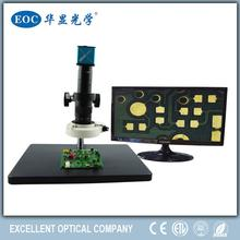 china made fiber novel electronic repair digital video microscope