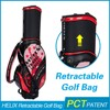 2016 Nylon golf staff bag With High Quality