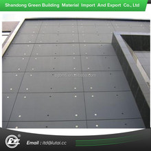 Fiber Cement board prefabricated interior wall panels
