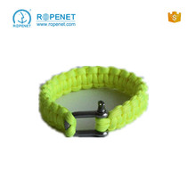 Colorful 550 Paracord Survival Bracelet Hot Sale