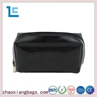 Zhaoxiang promotional eco beauty pu cosmetic bag for ladies