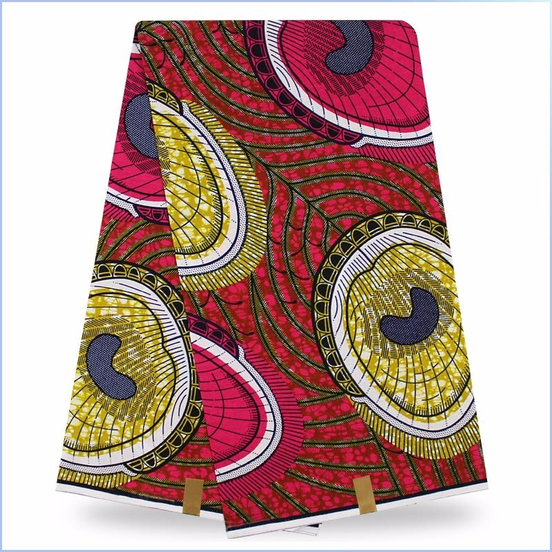 wholesale phoenix hitarget african real wax print fabric