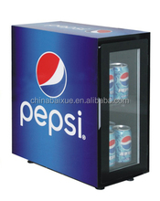12L HOT SALE New Style Commercial pepsi small display beverage cooler BR12 CE ETL Standard with high quality