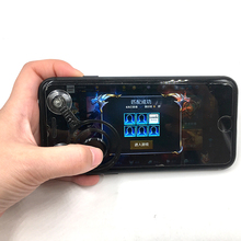 Adsorption Screen Game Joystick Mobile Phone Game Controller