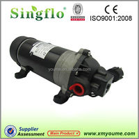 SINGFLO high pressure low discharge pump