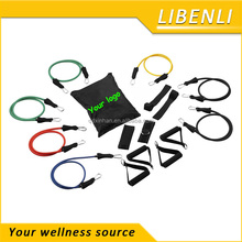 Factory Price Black Mountain Resistance Bands, Exercise Resistance Bands