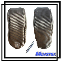 T3 Heat Shield Blanket Titanium Turbo