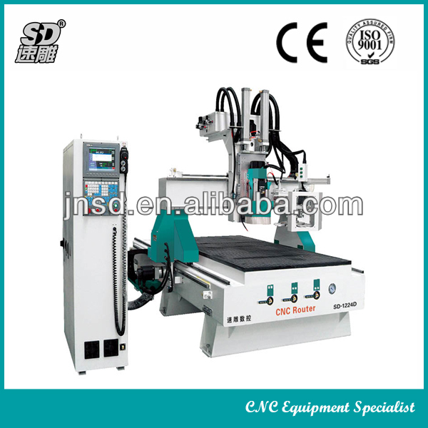 second hand woodworking machinery with ATC for furniture