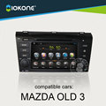 Android In-dash Car Stereo DVD player with 3G WIFI For Old Mazda 3 2004 2005 2006 2007 2008 2009