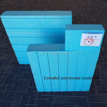 Extruded polystyrene XPS foam insulation board