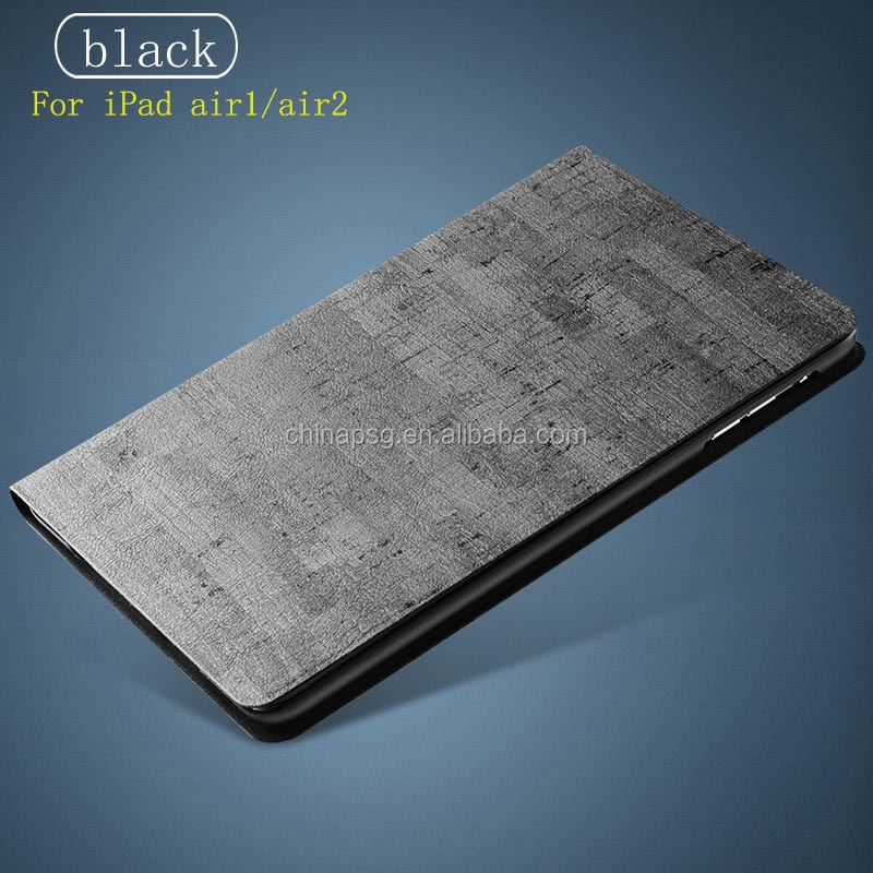 New Stylish Newest Retro rock Texture tablet cover for Ipad air1/2 protective cover