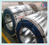 DC51D+Z hot dipped Galvanized Steel sheet in Coil for Roofing Sheet in Building Material