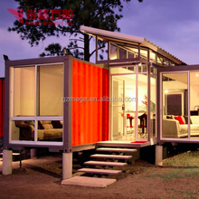 40ft Luxury Modified Shipping Containers House for sales