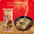 Dry Noodles 348g Chinese Local Flavor Shanghai Yangchun Noodles 3mm Xiang Nian Food 6 Sauce Bags Noodles