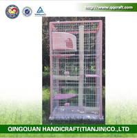 QQ Pet Factory Wholesale Large Animal Cage Toy & Pet Cat Dog Cage For Sale Cheap