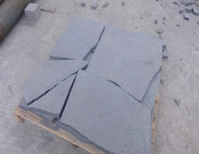 Granite crazy paving stone