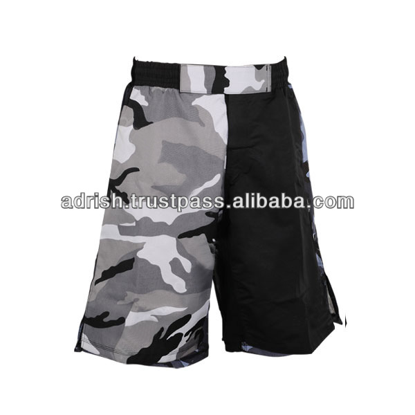 MMA Grappling Shorts UFC Fighter Mix Cage Fight