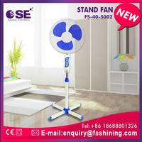 Best selling charge stand fan with battery with high quality