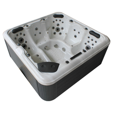 The Moment China Big Factory Control Panel Freestanding Hot Tub Spa Bathtub