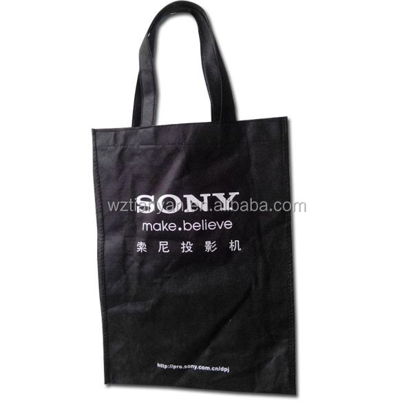nonwoven material bag with drawing printing machine price