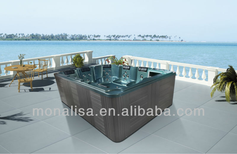 New Design Outdoor Spa Bath