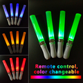 Customized Logo 15 Color Changes Remote Controlled Led Stick for Concert