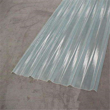 Transparent Cheap Corrugated Roofing Sheet Material