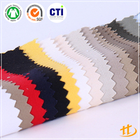 Stock Sale Garment Use Workwear Environmental Protection Tc Twill Fabric