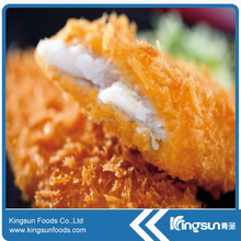 Good taste Frozen Breaded/Battered Alaska Pollock fillet (Theragra Chalcogramma)