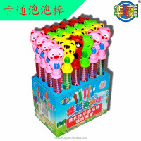 wholesale cartoon bubble wand for kids