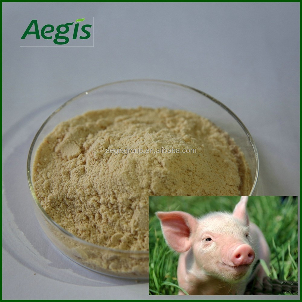 Aegis lysozyme feed additives for hog rations to improve weight more better