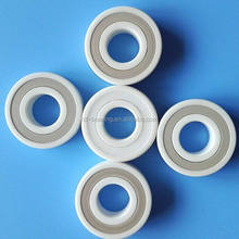 Full ceramic skate ball bearing 608 with seals