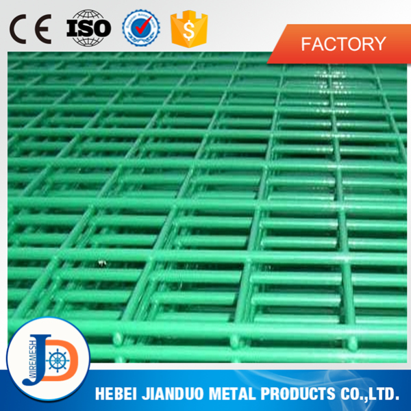 4x4 Welded Wire Mesh Fence / 2x2 Galvanized Welded Wire Mesh For Fence Panel