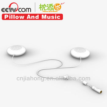PC peripherals Electronics! mini speaker for music pillow CE SGS ROHS PATENT