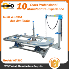 WT WT-300 Frame Pulling Machine for Accident Damaged Cars