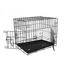 Foldable large outdoor breeding tube pet dog box kennels carrier dog cage designs singapore sale