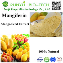 Mangiferin powder, Mango Seed Extract,a large amount of supply CAS 4773-96-0
